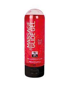 MEMORABLE gel lubricant and shiatsu