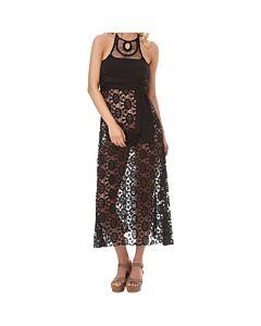 Sardinia black dress