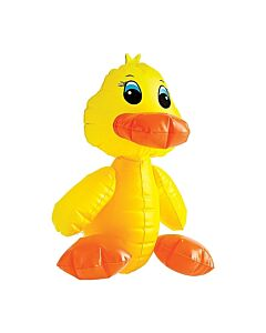 inflatable duck