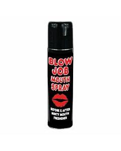 Spray refreshing mint