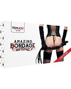 Kit bondage toys