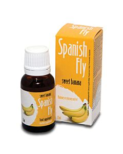 Spanish fly gotas del amor dulce banana