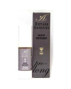 Extase challenge sensual man retardant gel