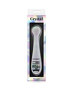 Crystal pleasure wand - dildo de cristal