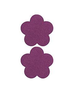 Lilac flower Adhesives Nipples