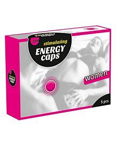Ero active energy caps for women