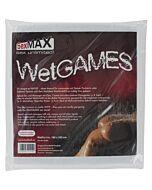Sexmax white plastic sheet