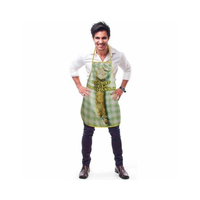 Chef apron botifarra